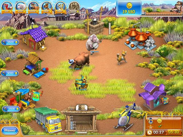 Игры русская ферма играть